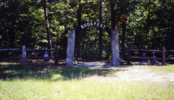 Budapest Cemetery, Waco, GA