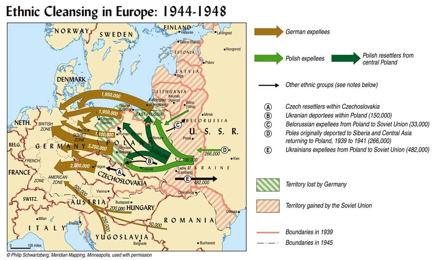 Concentration Camps In Europe Map.Donauschwaben History Atrocities Index