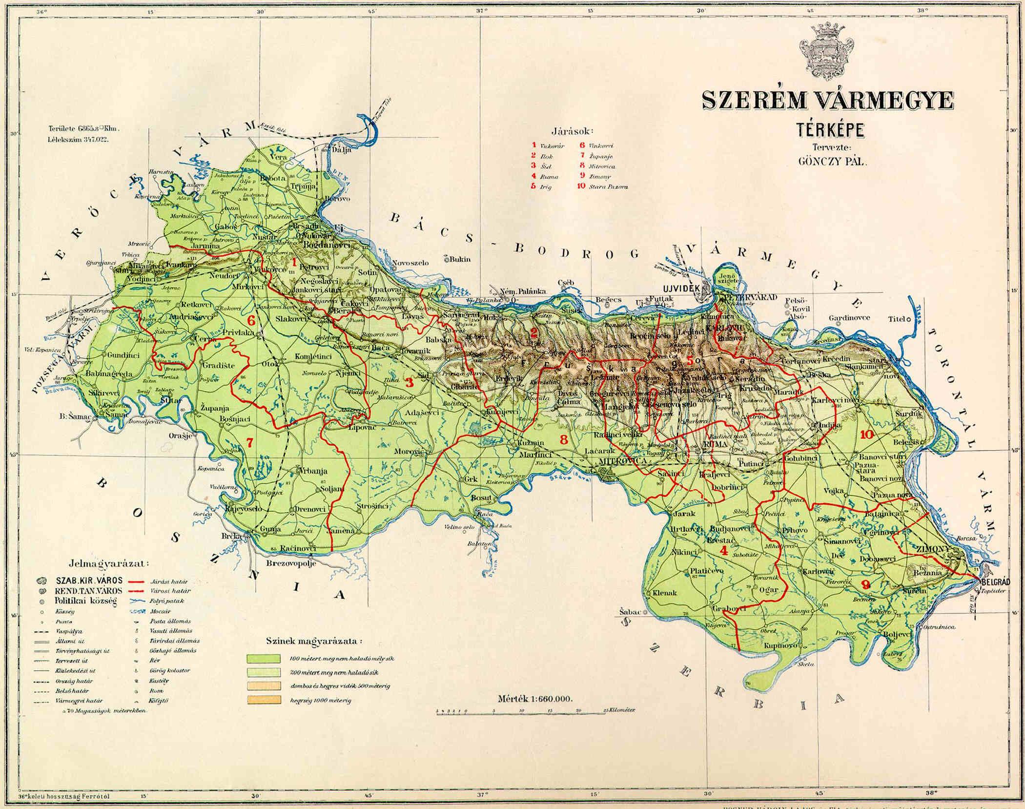 Donauschwaben Region Slavonia Maps Dvhh
