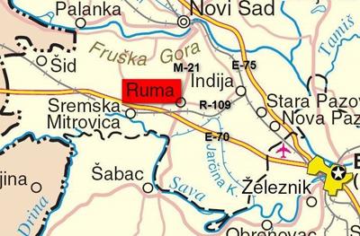 hrtkovci mapa Syrmia Village Index [DVHH] hrtkovci mapa